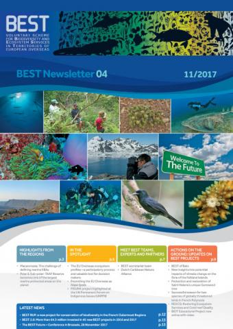 BEST Newsletter 4 - Cover